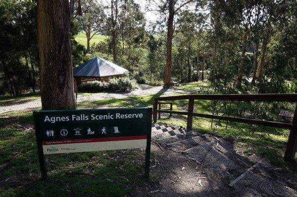 Agnes Falls Victoria
