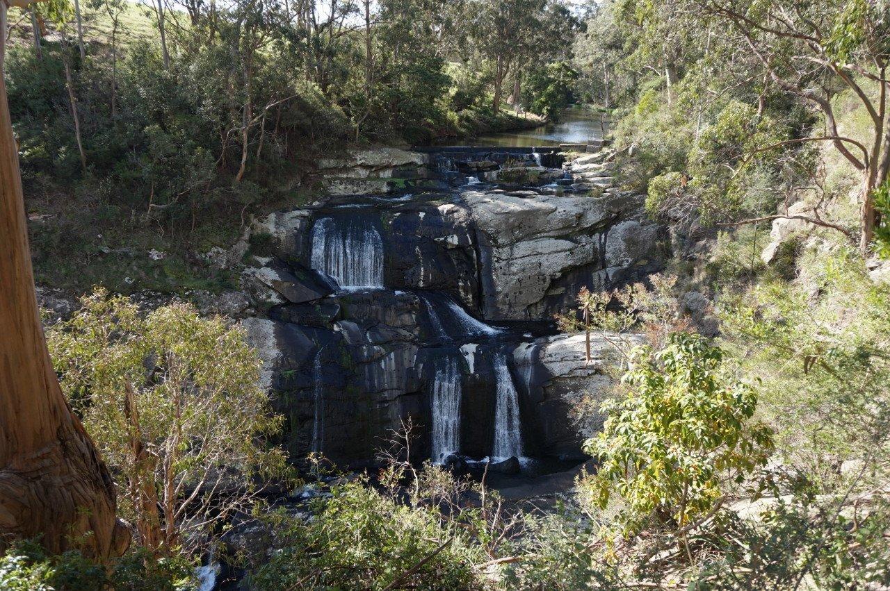 Agnes Falls Victoria Scenic Reserve