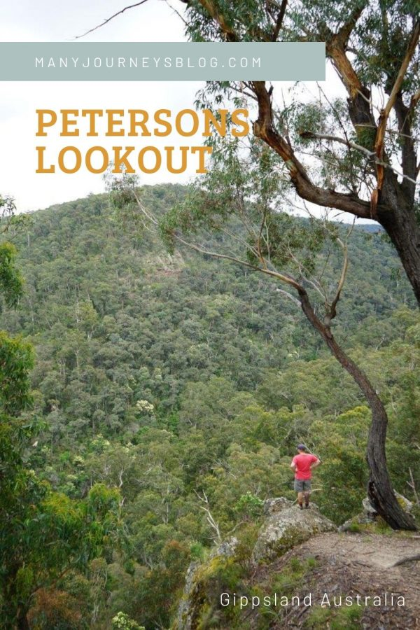 Petersons Lookout Victoria Australia