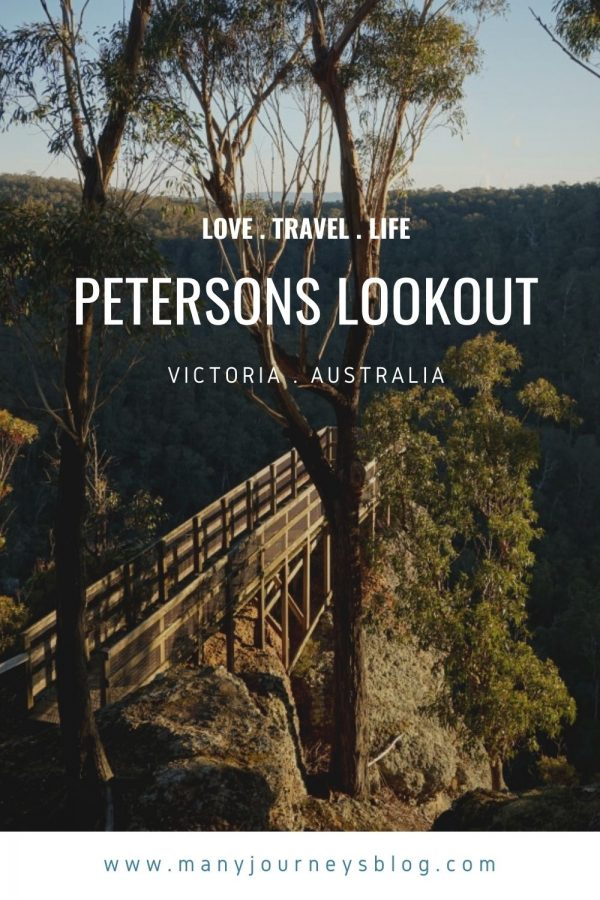 Petersons Lookout Victoria