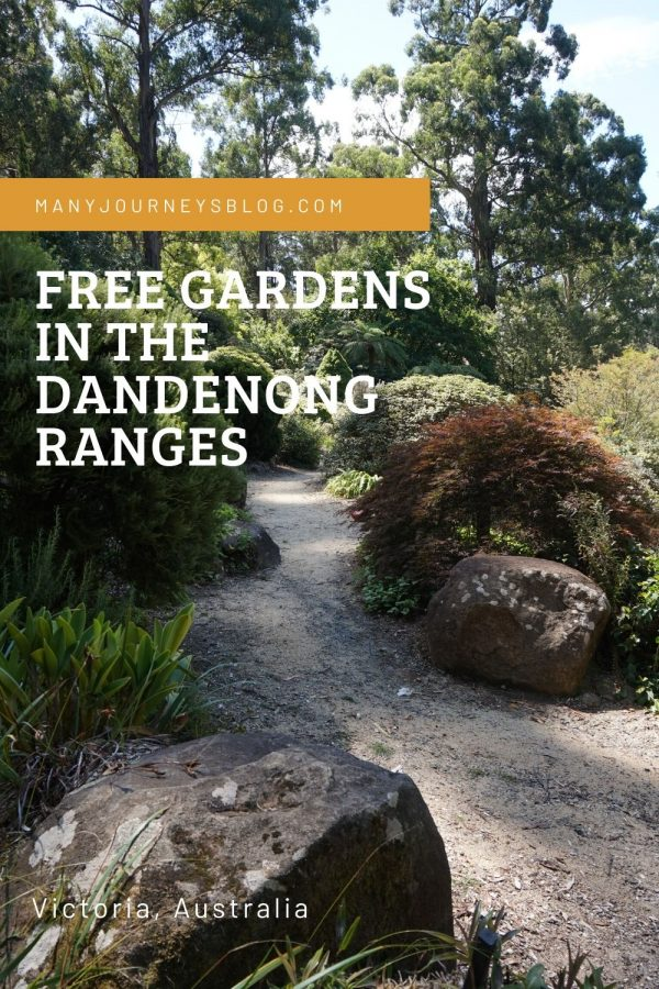 Free Garden Dandenong Ranges