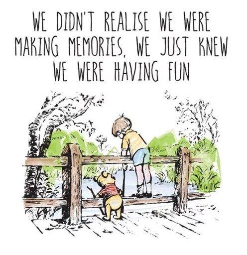 pooh-memories