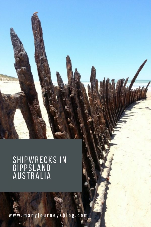 Gippsland Shipwreck Trinculo