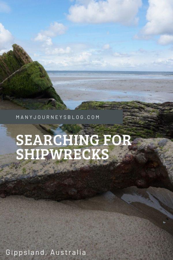 Gippsland Shipwrecks Amazon wreck