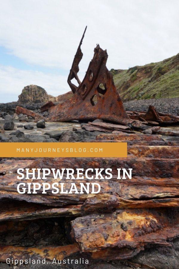 Gippsland Shipwrecks SS-Speke
