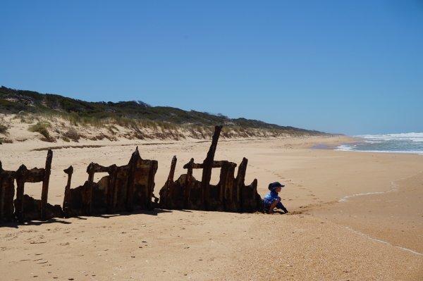 Trinculo Shipwreck Gippsland