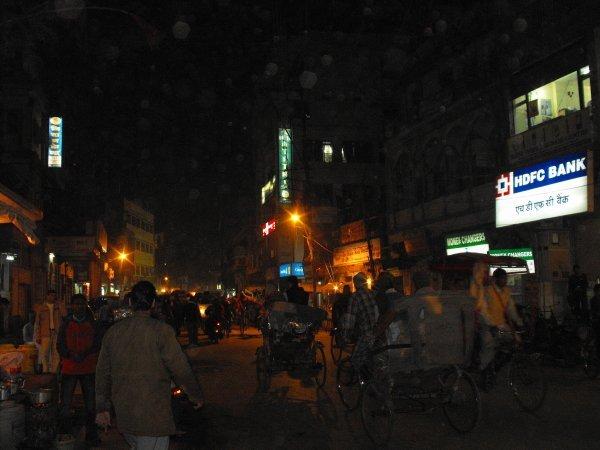Nights in Varanasi
