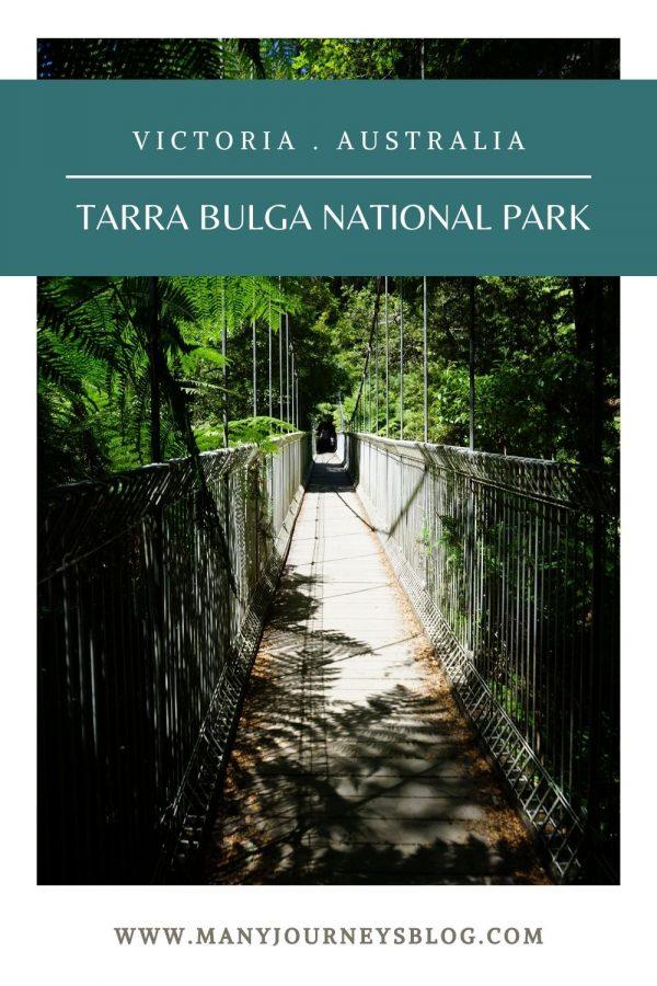 Tarra-Bulga National Park is nestled in the hills of the Strzelecki Ranges in South Gippsland and is definitely worth a visit.  #gippsland #tarrabulga #travelvictoria #australiatravel