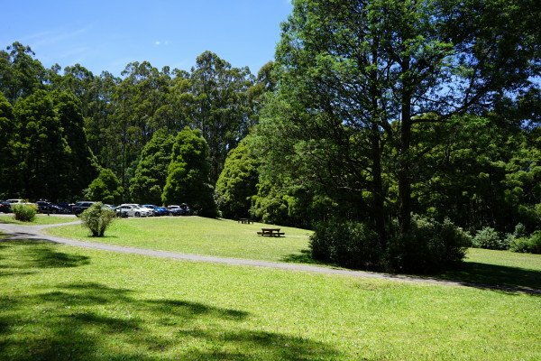 his is the main car-park for exploring the Bulga area and has toilets, barbecues and the information centre.